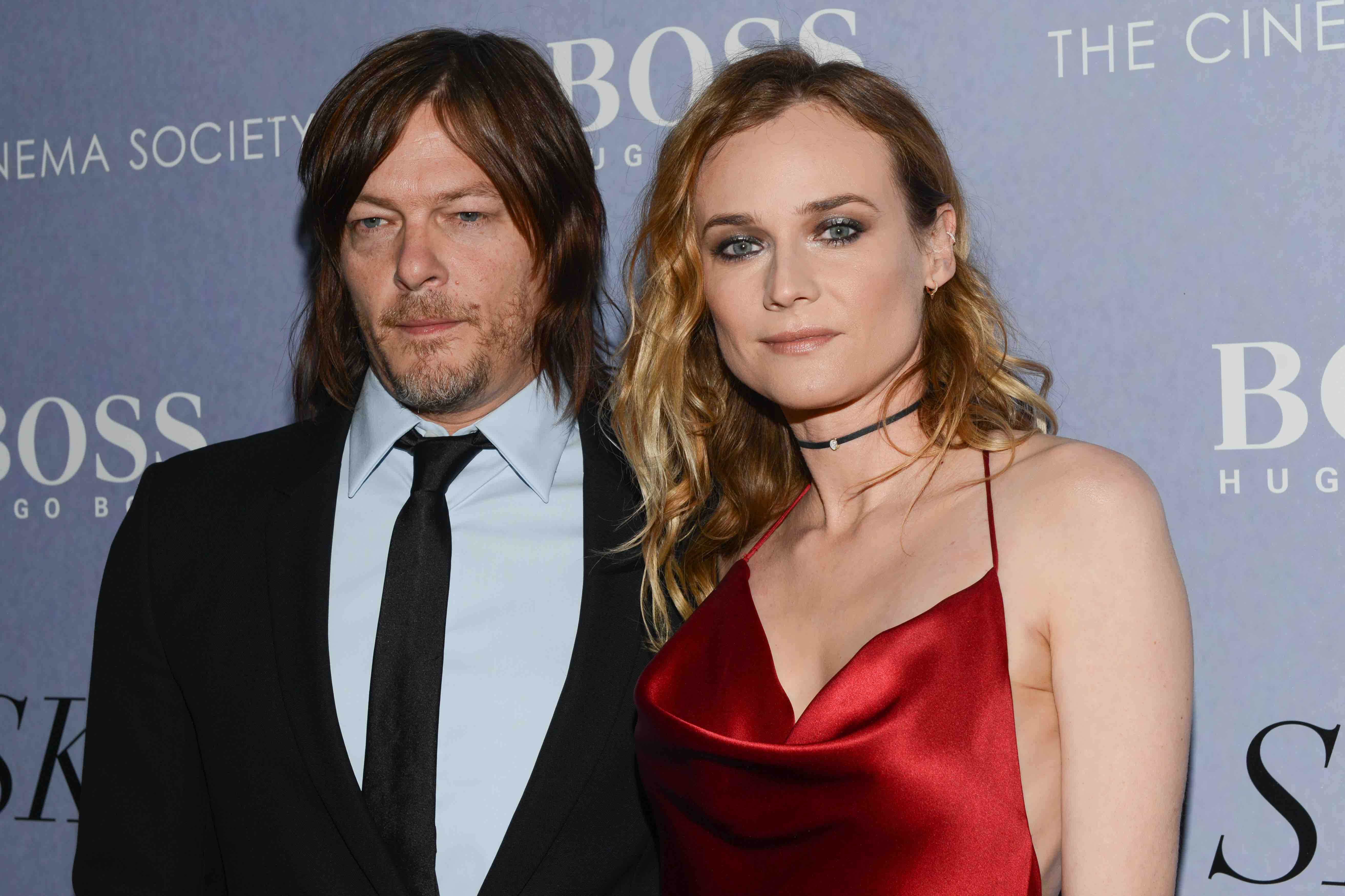diane kruger and norman reedus - HD 1536×1024