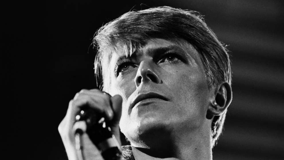 David Bowie im Jahr 1978