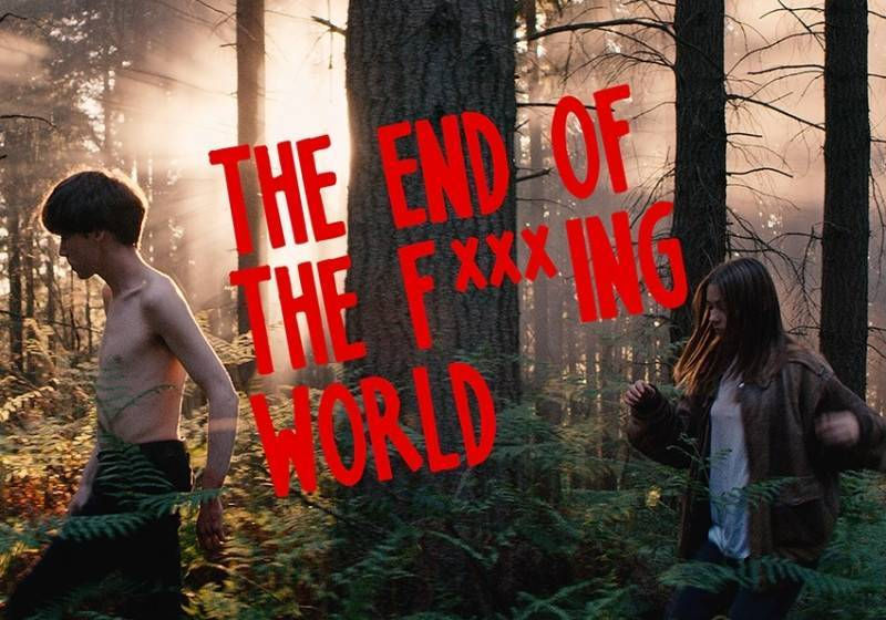 "Graham Coxon: ""The End Of The F***ing World"" (Soundtrack). Empfohlen von Maik Brüggemeyer."
