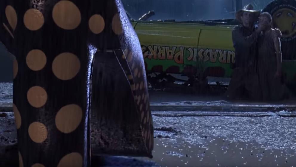 """Das Netz lacht sich schlapp über diese """"Jurassic Park""""-Parodie"""
