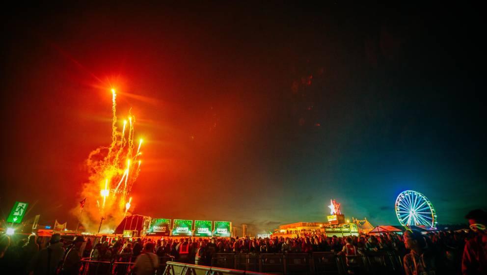 Stimmungsbild vom Southside Festival 2019