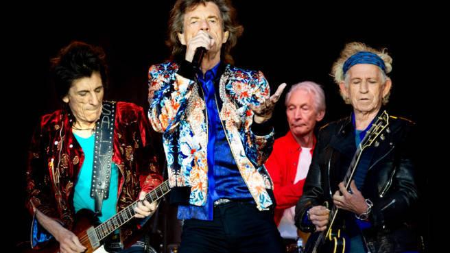 Was für ein Flow: Rolling Stones in Manchester