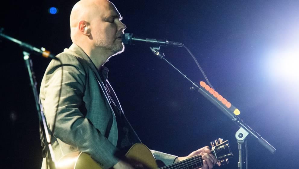Billy Corgan von den Smashing Pumpkins
