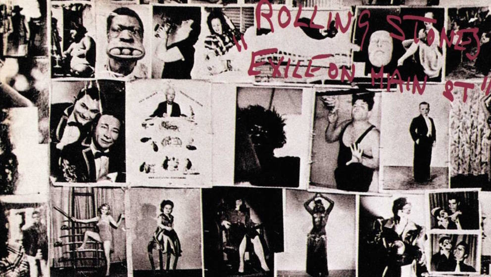 "Rolling Stones - ""Exile On Main Street"""