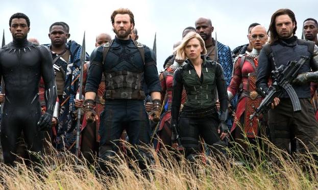 """Nicht zu schlagen: """"Avengers: Infinity War"""""""