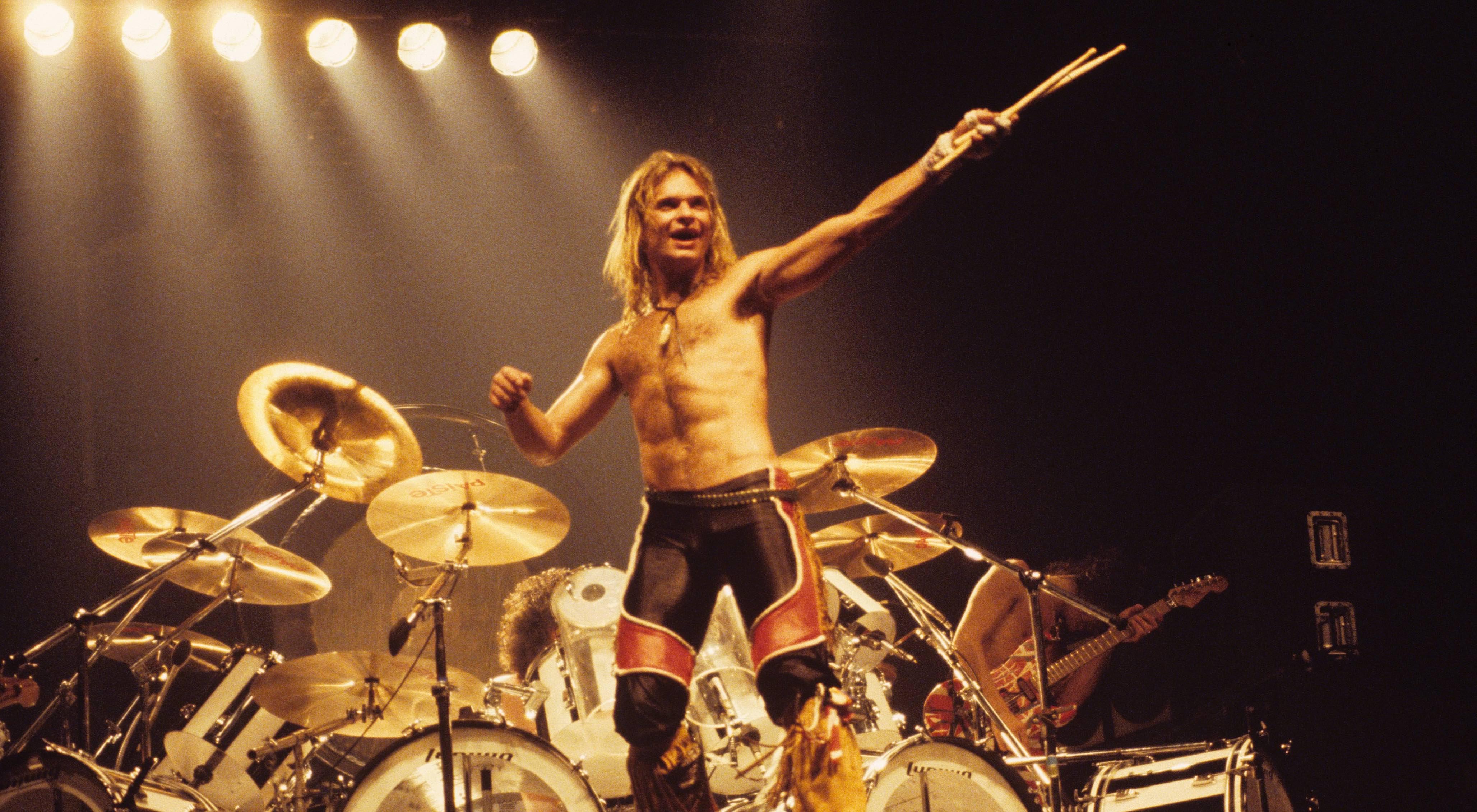 David Lee Roth und Van Halen
