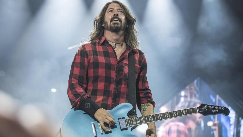 Dave Grohl und die Foo Fighters setzen sich für Frauen-Power ein
