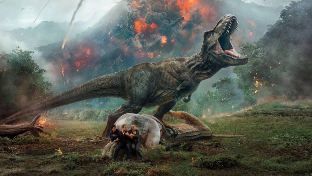 """""""Jurassic World 2"""": Als die Dinosaurier die Welt beherrschten"""
