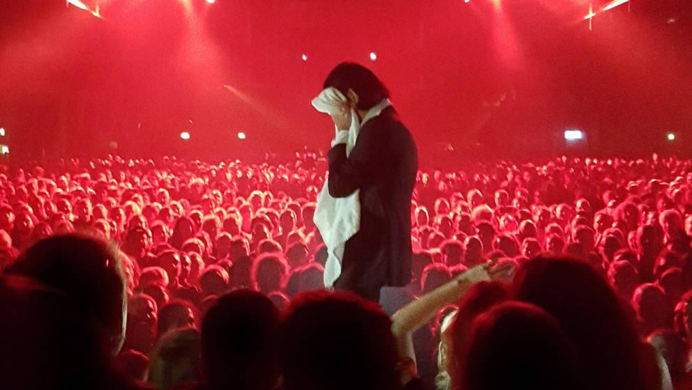 "Cover-Artwork von ""Distant Sky - Nick Cave & The Bad Seeds Live In Copenhagen"""