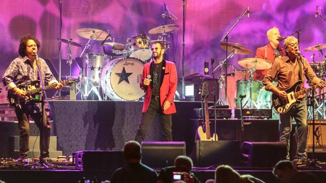 Ringo Starr live in der Stadthalle Wien