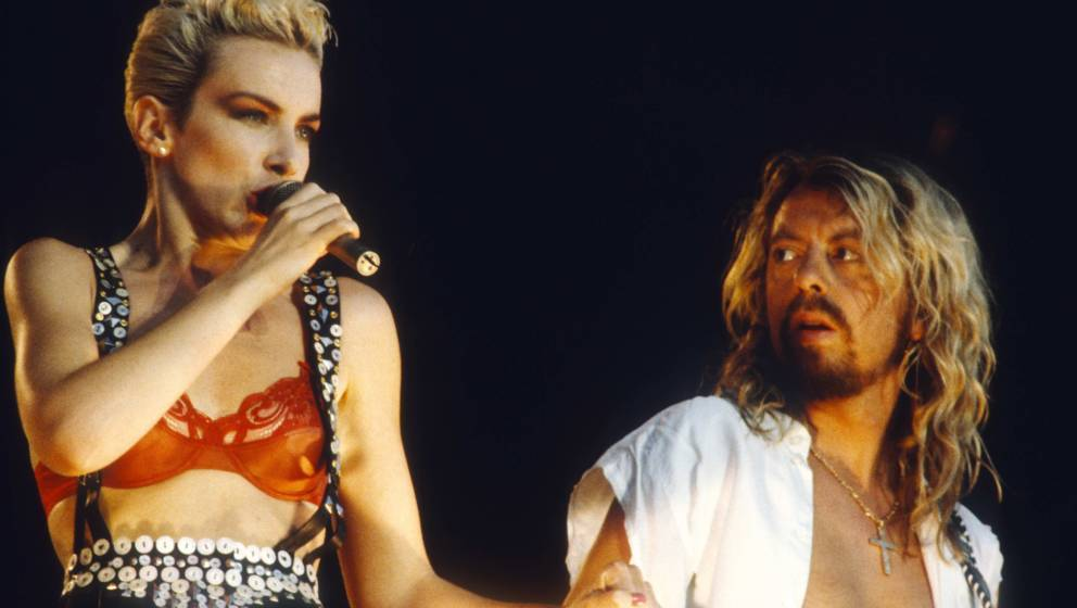 Eurythmics: Annie Lennox und Dave Stewart