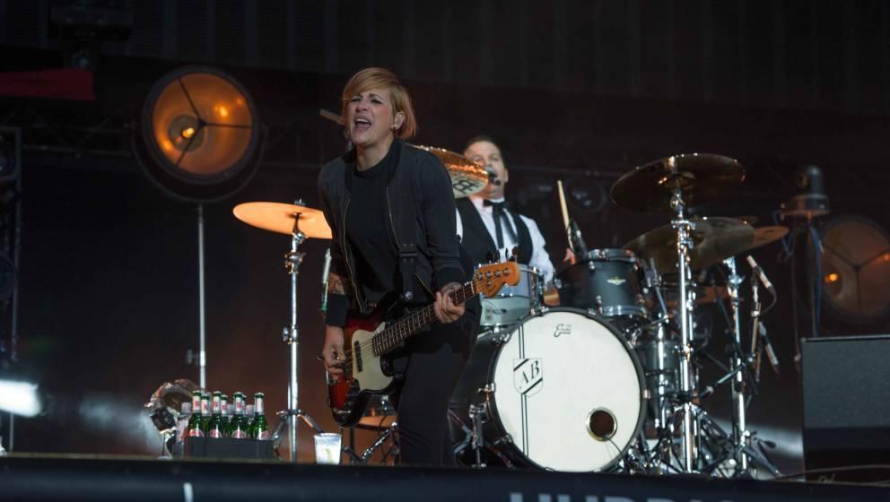 22.06.2018, Eichenring , Scheessel, GER, Festival, Konzert,Hurricane, Band  im Bild#BroilersFoto © Rojahn