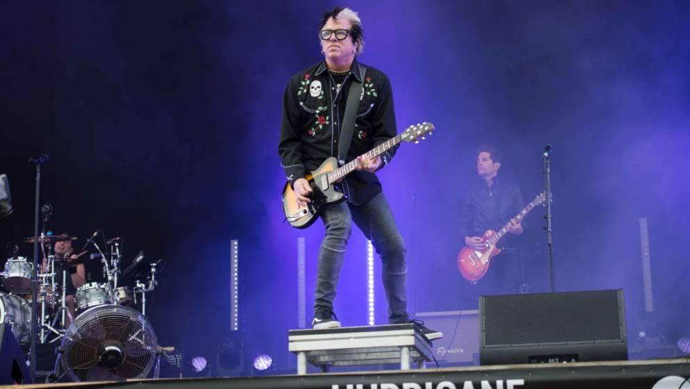 22.06.2018, Eichenring , Scheessel, GER, Festival, Konzert,Hurricane, Band  im Bild#The OffspringFoto © Rojahn