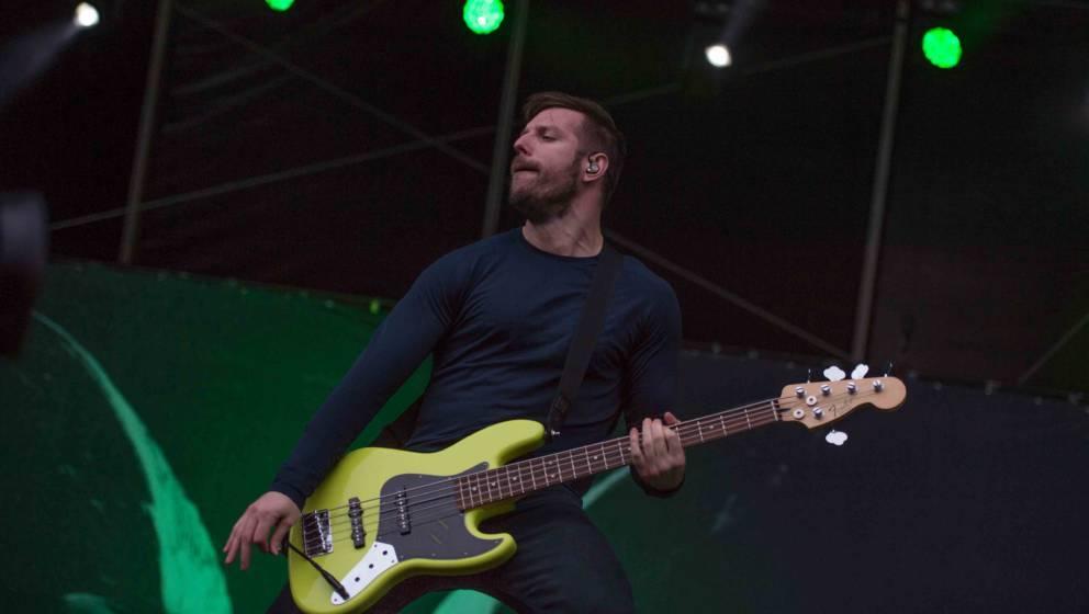 22.06.2018, Eichenring , Scheessel, GER, Festival, Konzert,Hurricane, Band  im Bild#UnderöathFoto © Rojahn