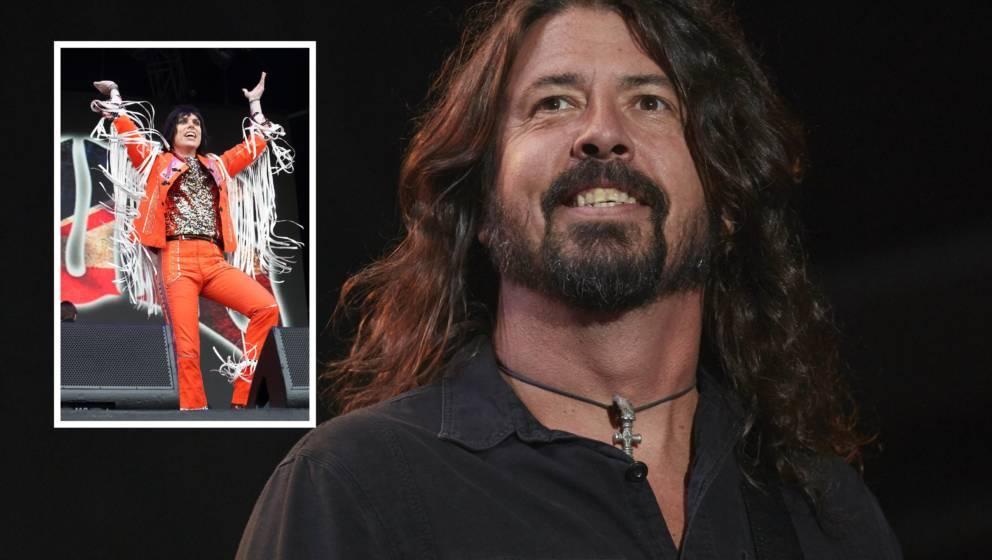 Dave Grohl hat einen klaren Favoriten unter all den Vorbands, die für die Foo Fighters auftraten