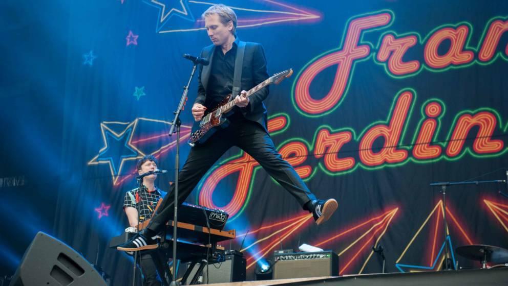 24.06.2018, Eichenring , Scheessel, GER, Festival, Konzert,Hurricane, Band  im Bild#Franz FerdinandFoto © Rojahn