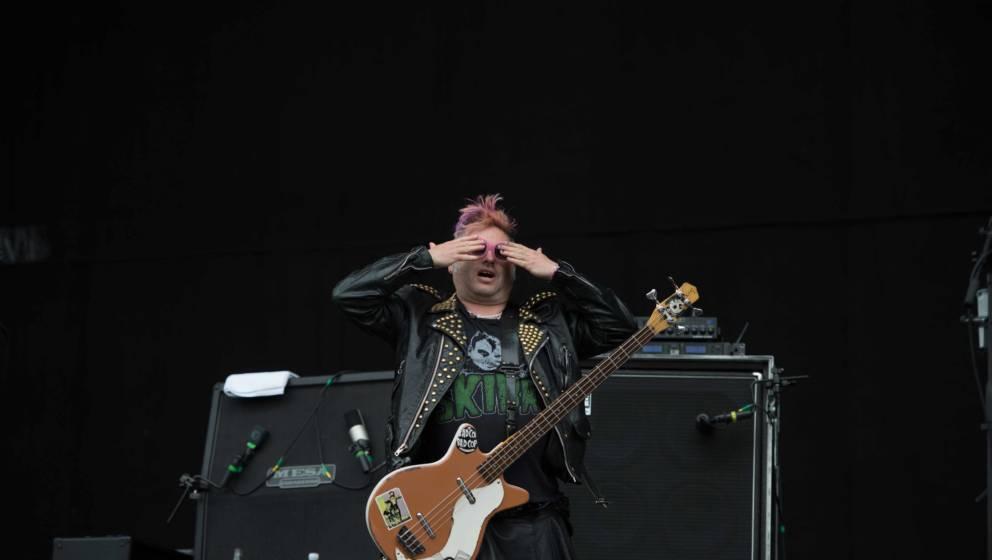 24.06.2018, Eichenring , Scheessel, GER, Festival, Konzert,Hurricane, Band  im Bild#NOFXFoto © Rojahn