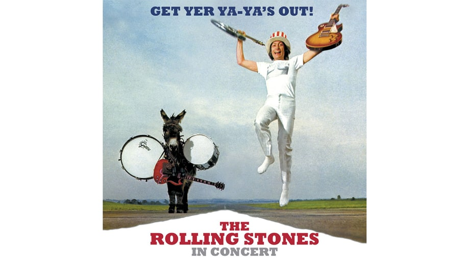 The Rolling Stones - Get Yer Ya-Ya's Out! (1970)