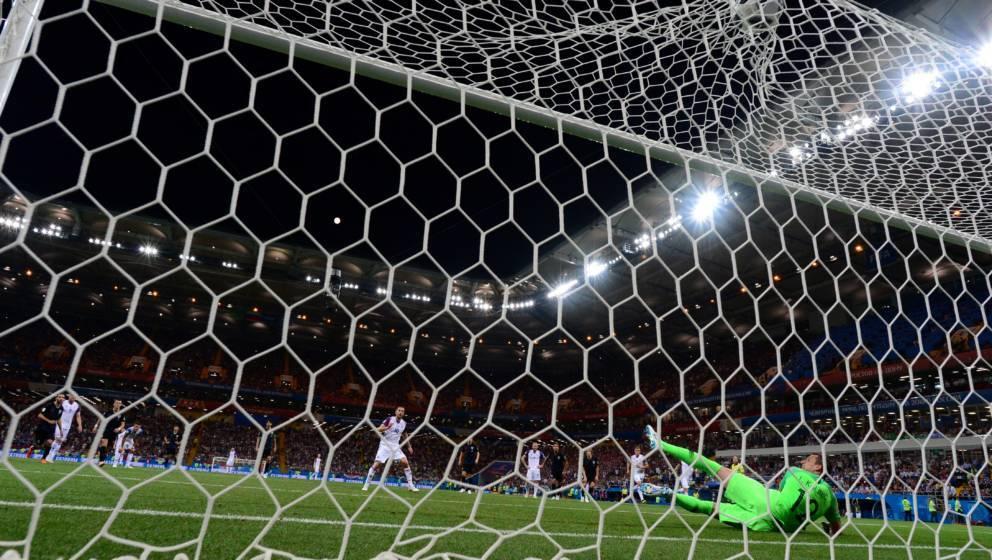 Die WM 2018 in Russland ist bisher die WM der Elfmeter. Vor allem die kleinen Mannschaften freuen sich