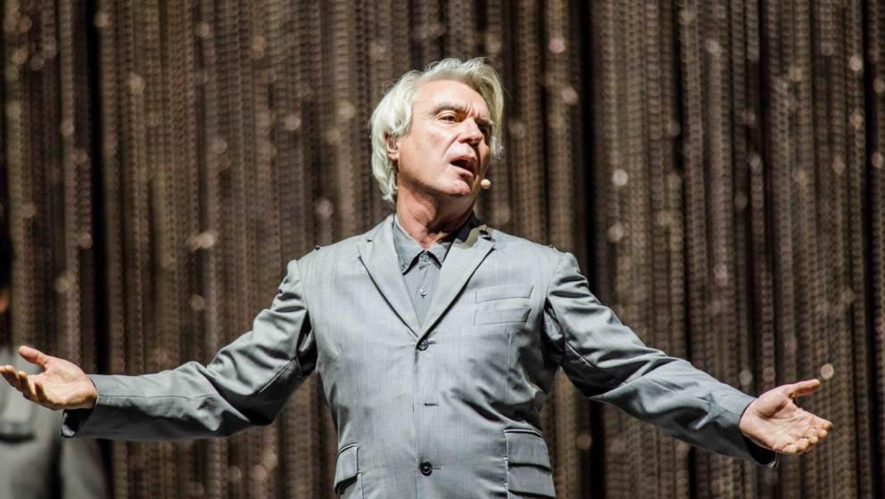 Immer noch ein Prediger für die gute (musikalische) Sache: David Byrne live in Berlin