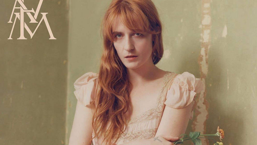 "Cover-Artwork von ""High As Hope - Florence And The Machine"