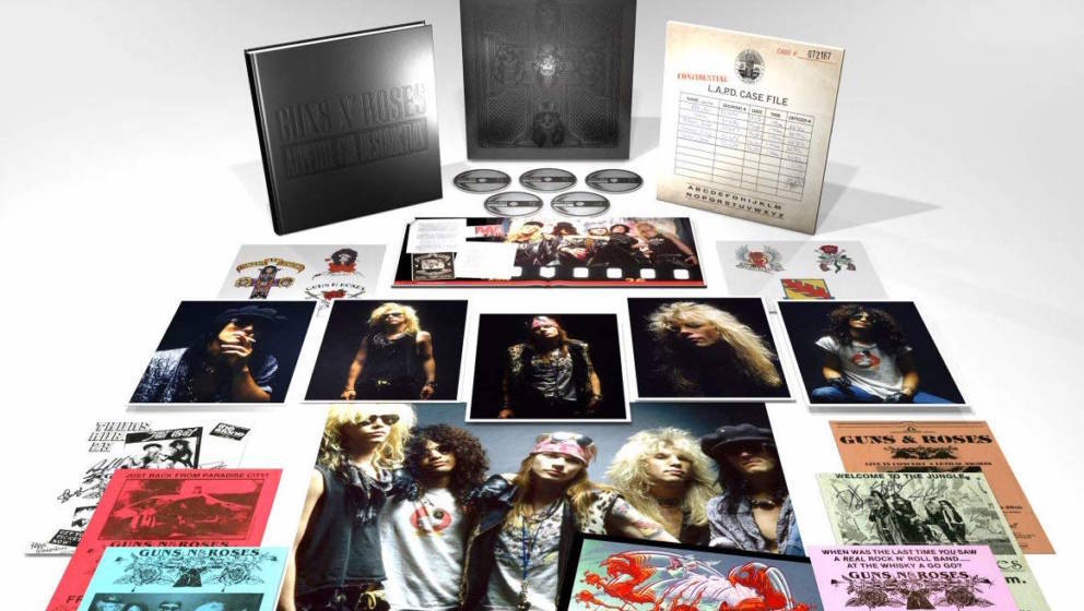 """Appetite For The Destruction: Locked N'Loaded Edition"" - ausgepackt"