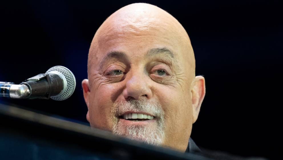 Billy Joel bei einem Auftritt in Hamburg