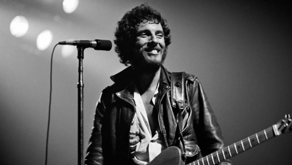 Bruce Springsteen live 1981