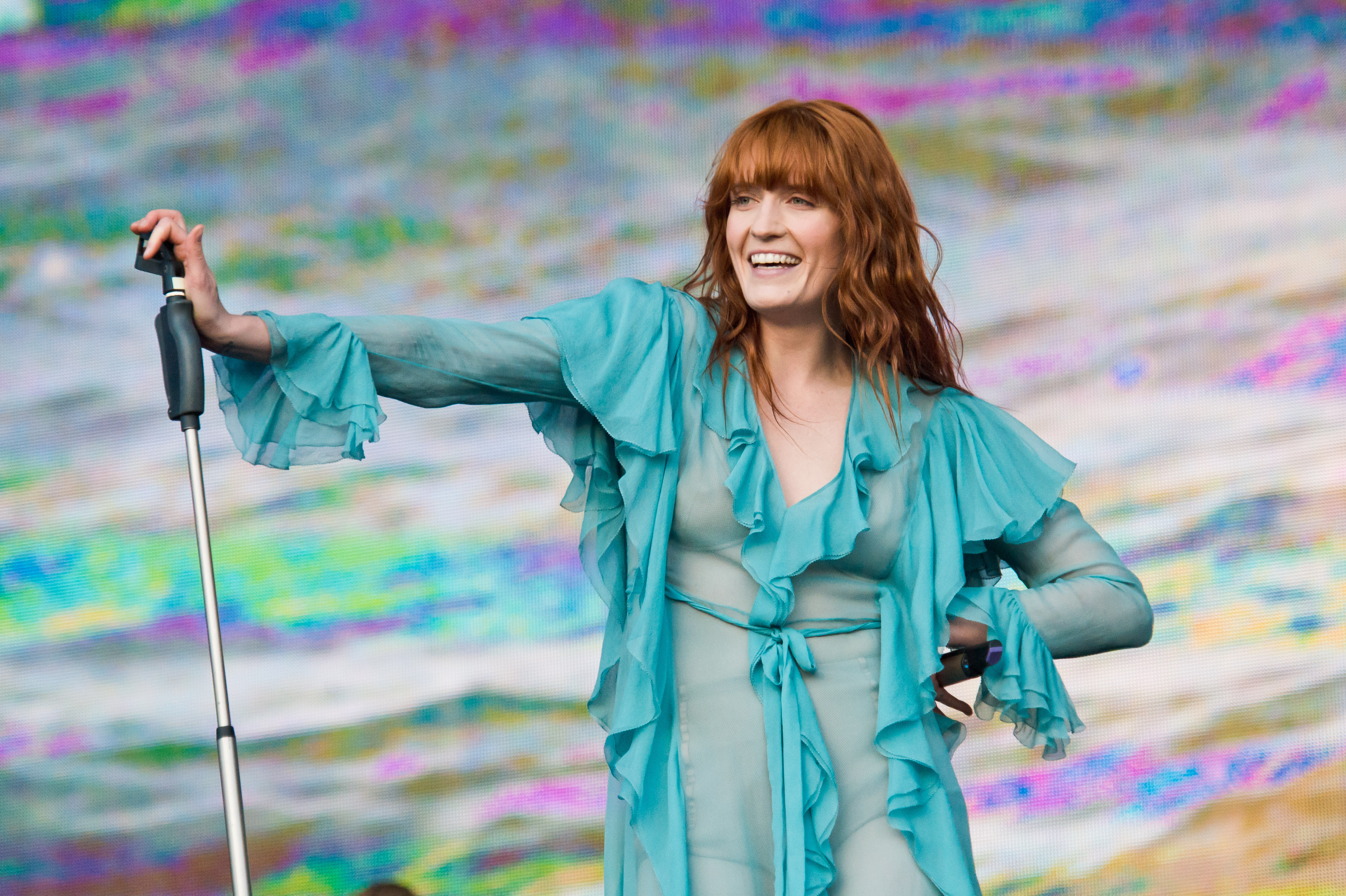 Florence Welch von Florence And The Machine