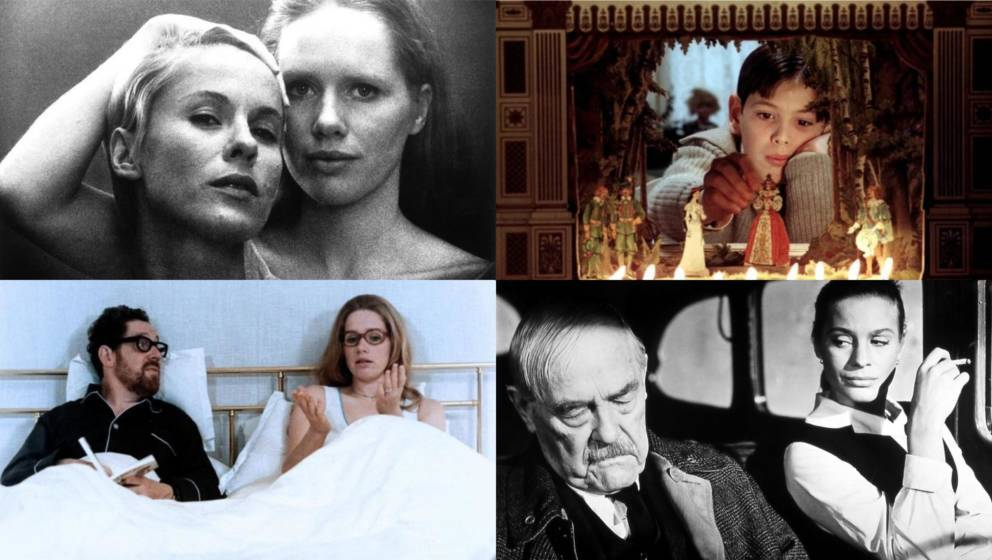 Ingmar Bergman wurde in Cannes zum bedeutendsten Regisseur in der Geschichte des Kinos gewählt