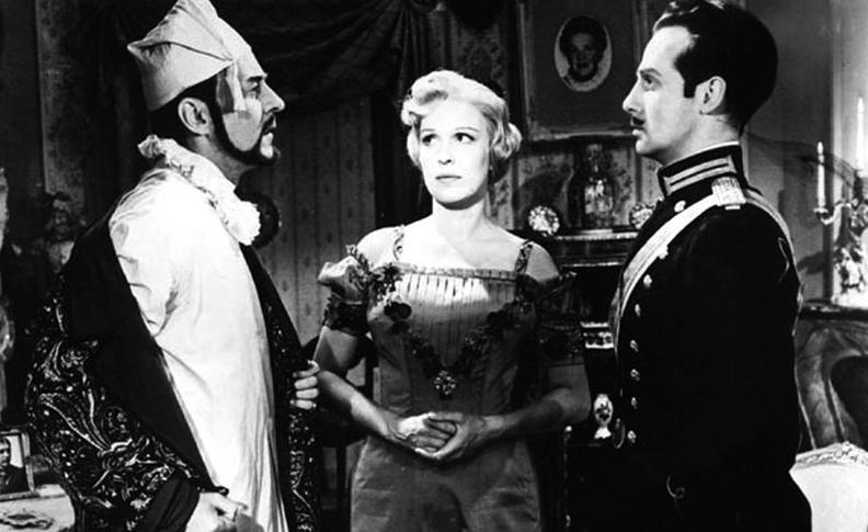 """Obwohl Ingmar Bergman vor allem für seine tiefgründigen Dramen bekannt war, feierte er erste Erfolge mit einer heiter-nachdenklichen Komödie: """"Das Lächeln einer Sommernacht"""""""