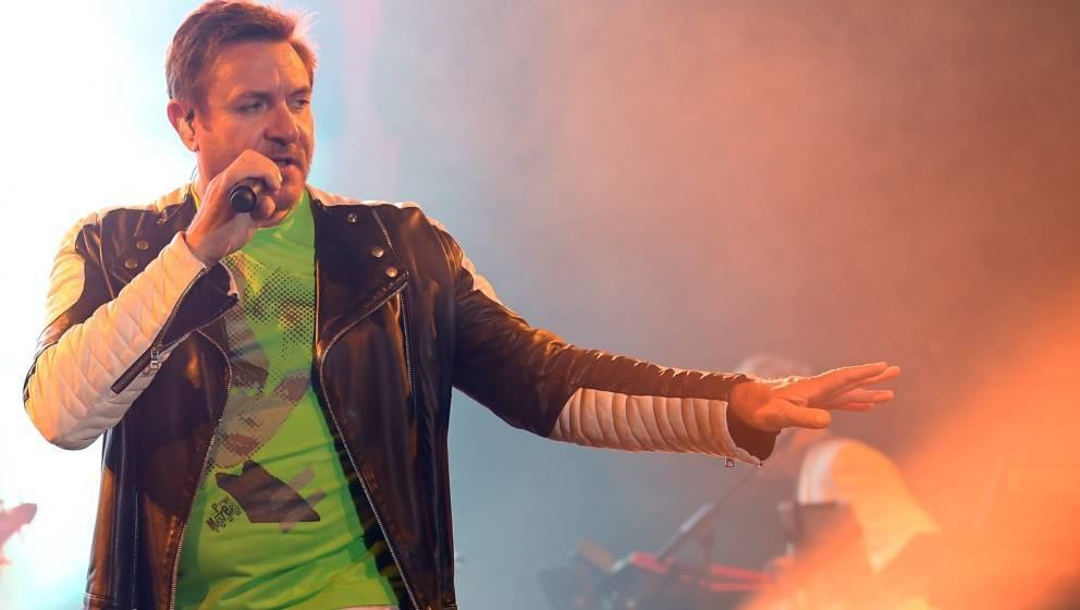 Simon Le Bon, Sänger der Band Duran Duran