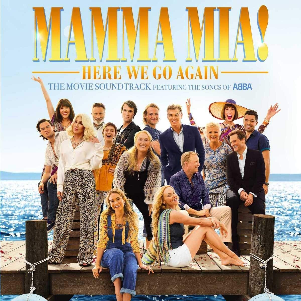 """Soundtrack """"Mamma Mia 2"""""""