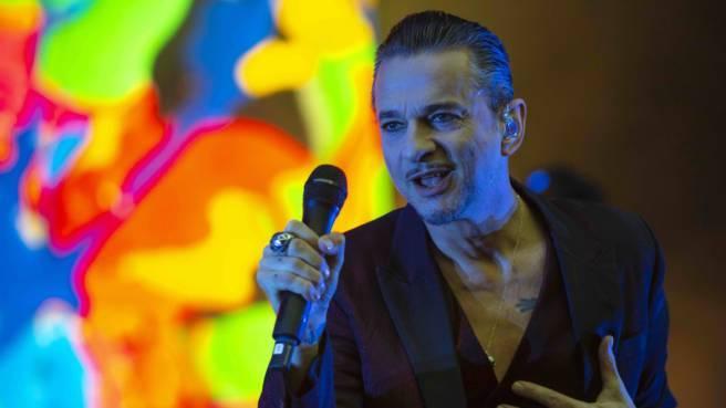 Charts: Depeche Mode und Rolling Stones auf der 1
