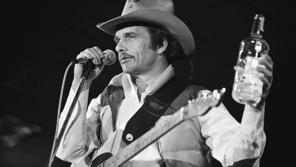 Merle Haggard performs 10/31/1980 at Countryside Opry, Chicago, Il, USA