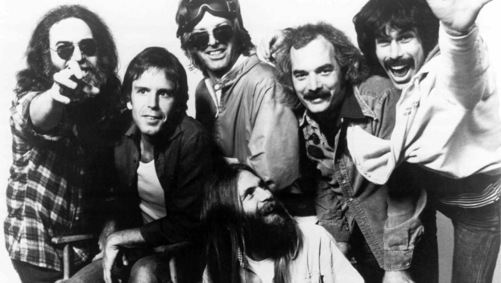 UNSPECIFIED - circa 1970:  (AUSTRALIA OUT) Photo of GRATEFUL DEAD  (Photo by GAB Archive/Redferns)