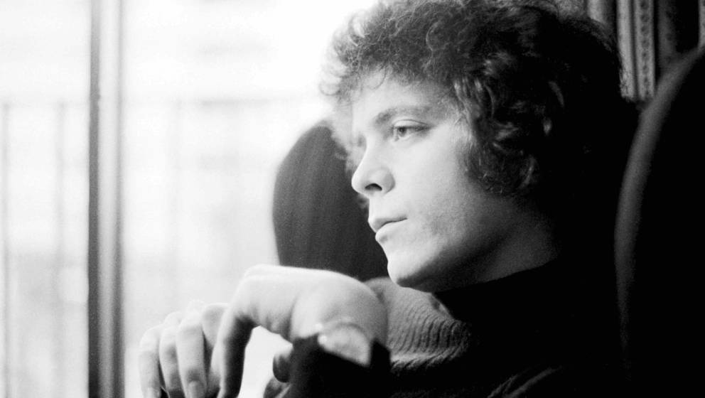 Lou Reed, portrait, London, January 1972. (Photo by Michael Putland/Getty Images)