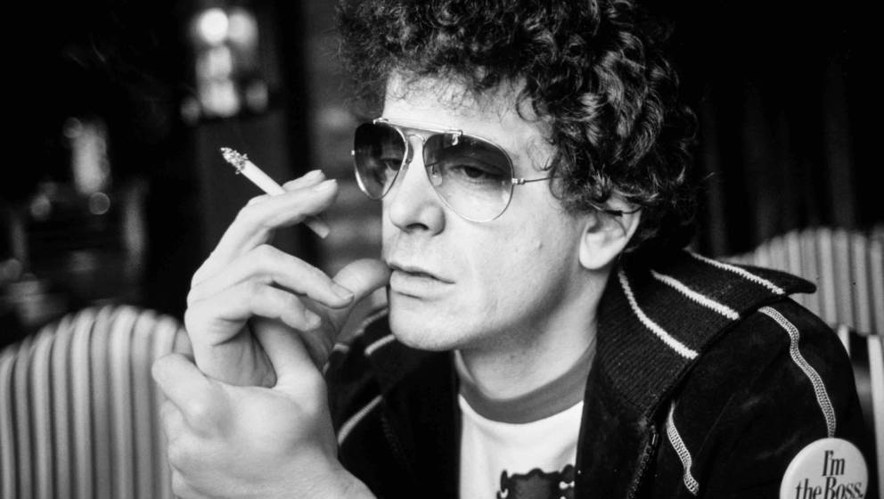 Lou Reed, portrait, Amsterdam, Netherlands, 1972. (Photo Gijsbert Hanekroot/Redferns)