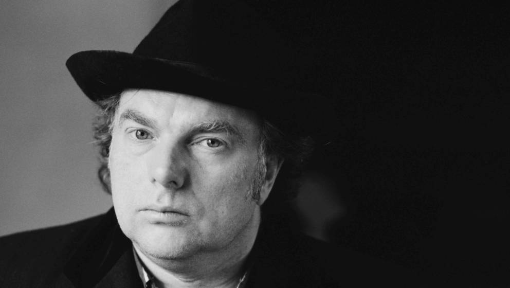 Northern Irish singer and songwriter Van Morrison, Bath, Somerset, 30th May 1989. (Photo by Michael Putland/Getty Images)