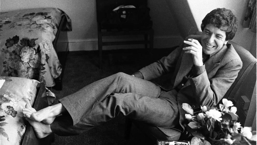 Leaonard Cohen london June 1974