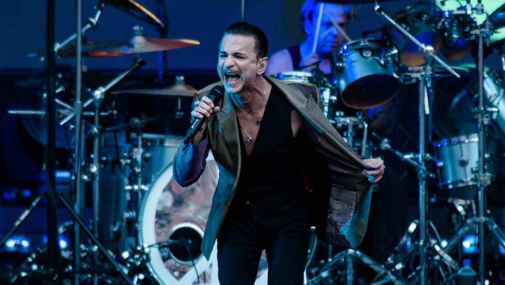 Depeche Mode: Berliner Waldbühnen-Konzerte 2019 auf Blu-ray und im Kino