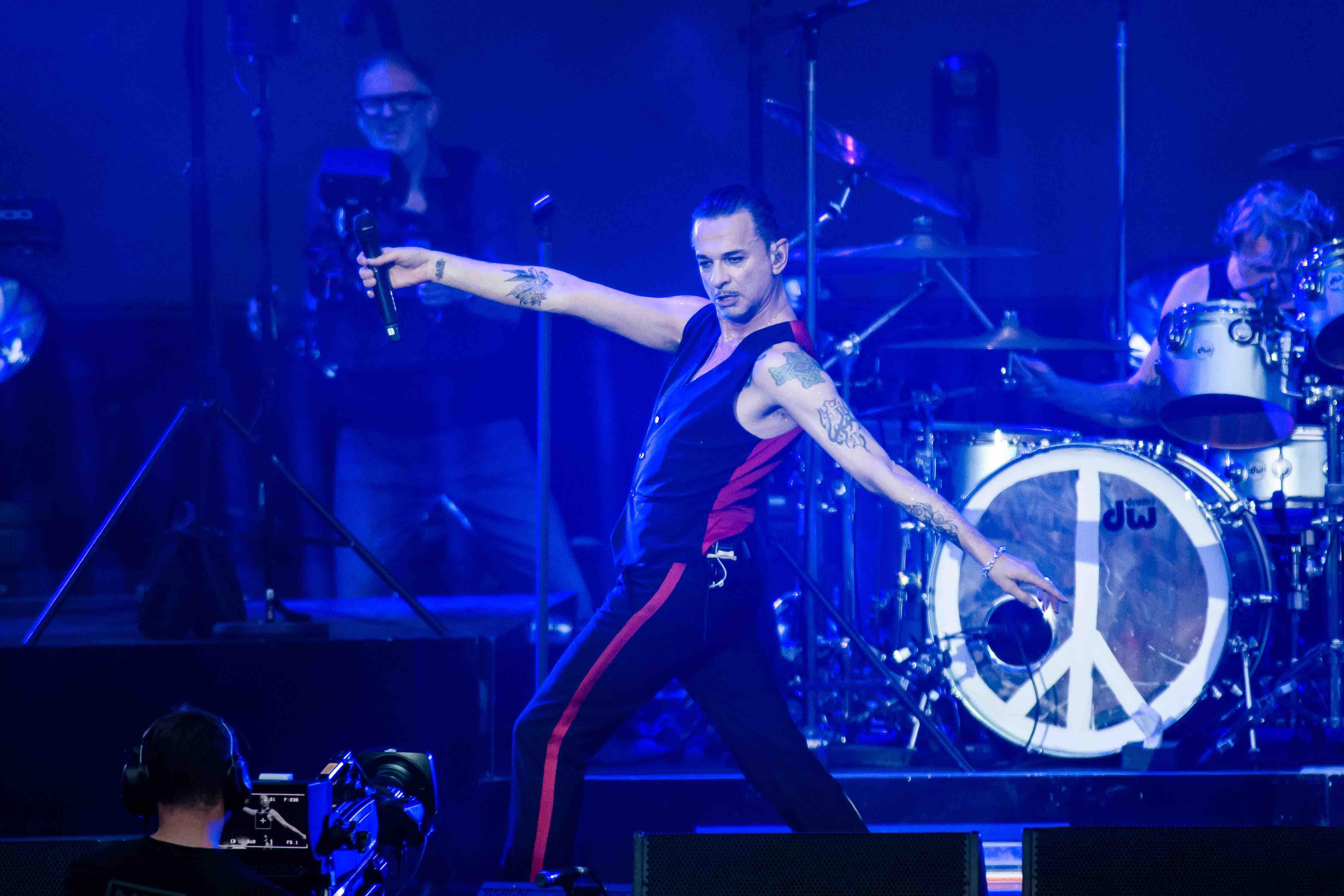 """Nix Weihnachtsgeschäft! Depeche Mode verschieben """"Mode""""-Box auf Januar..."""