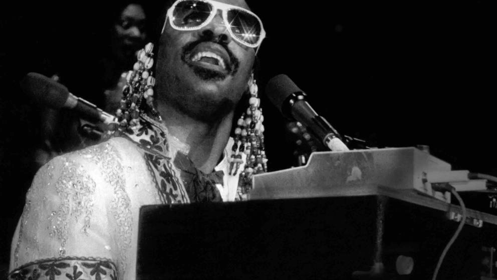 UNSPECIFIED - CIRCA 1970s: Stevie Wonder circa 1970s. (Photo by PL Gould/IMAGES/Getty Images)