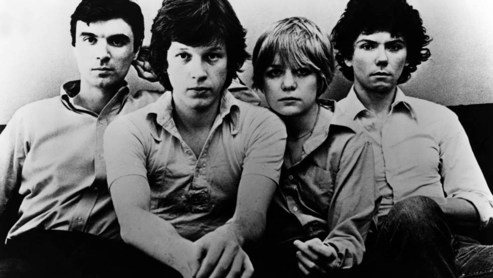 The Name Of This Band Is Talking Heads: David Byrne, Chris Frantz, Tina Weymouth und Jerry Harrison