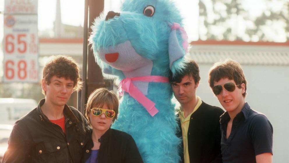 Kuschelig ging es bei den Talking Heads selten zu