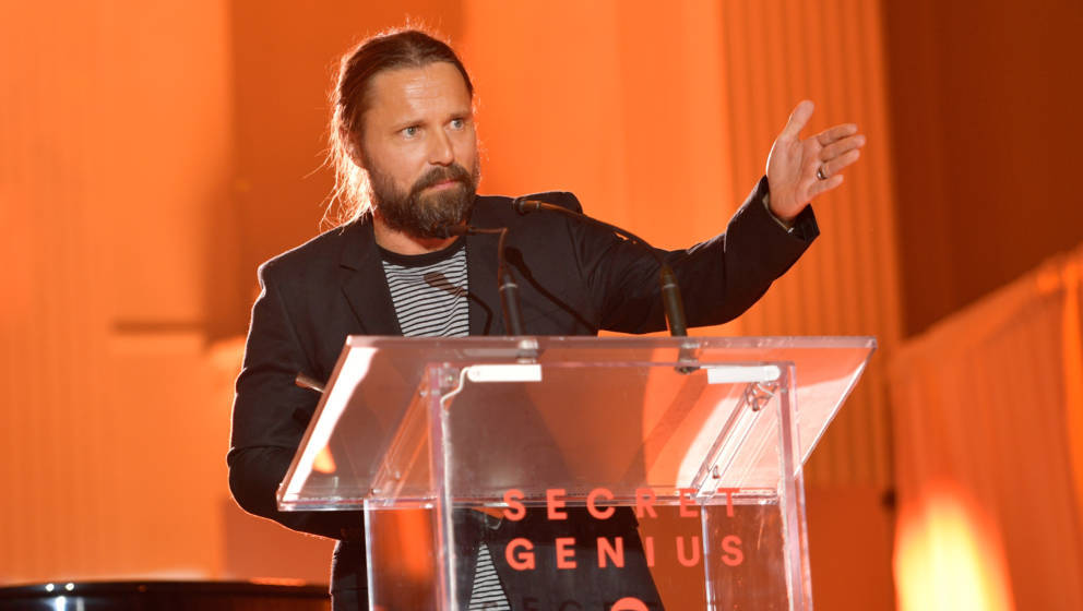 LOS ANGELES, CA - NOVEMBER 01:  Max Martin attends Spotify's Inaugural Secret Genius Awards hosted by Lizzo at Vibiana on Nov
