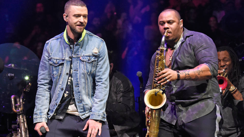 "Justin Timberlake live auf der ""The Man of the Woods""-Tour"