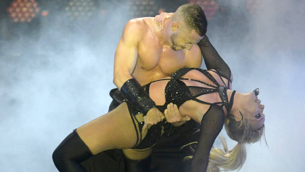Britney Spears live während ihrer 'Piece Of Me'-Tour