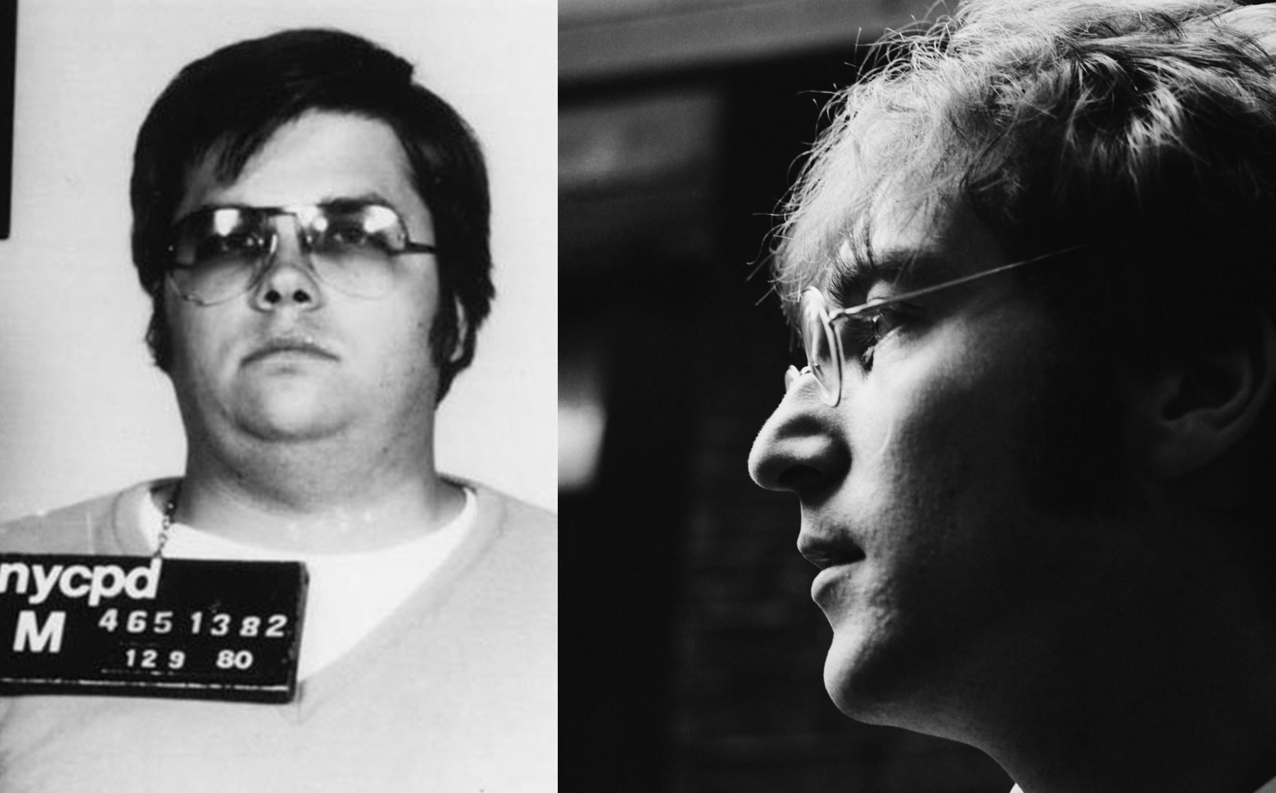 John Lennons Mörder Mark David Chapman entschuldigte sich bei Yoko Ono
