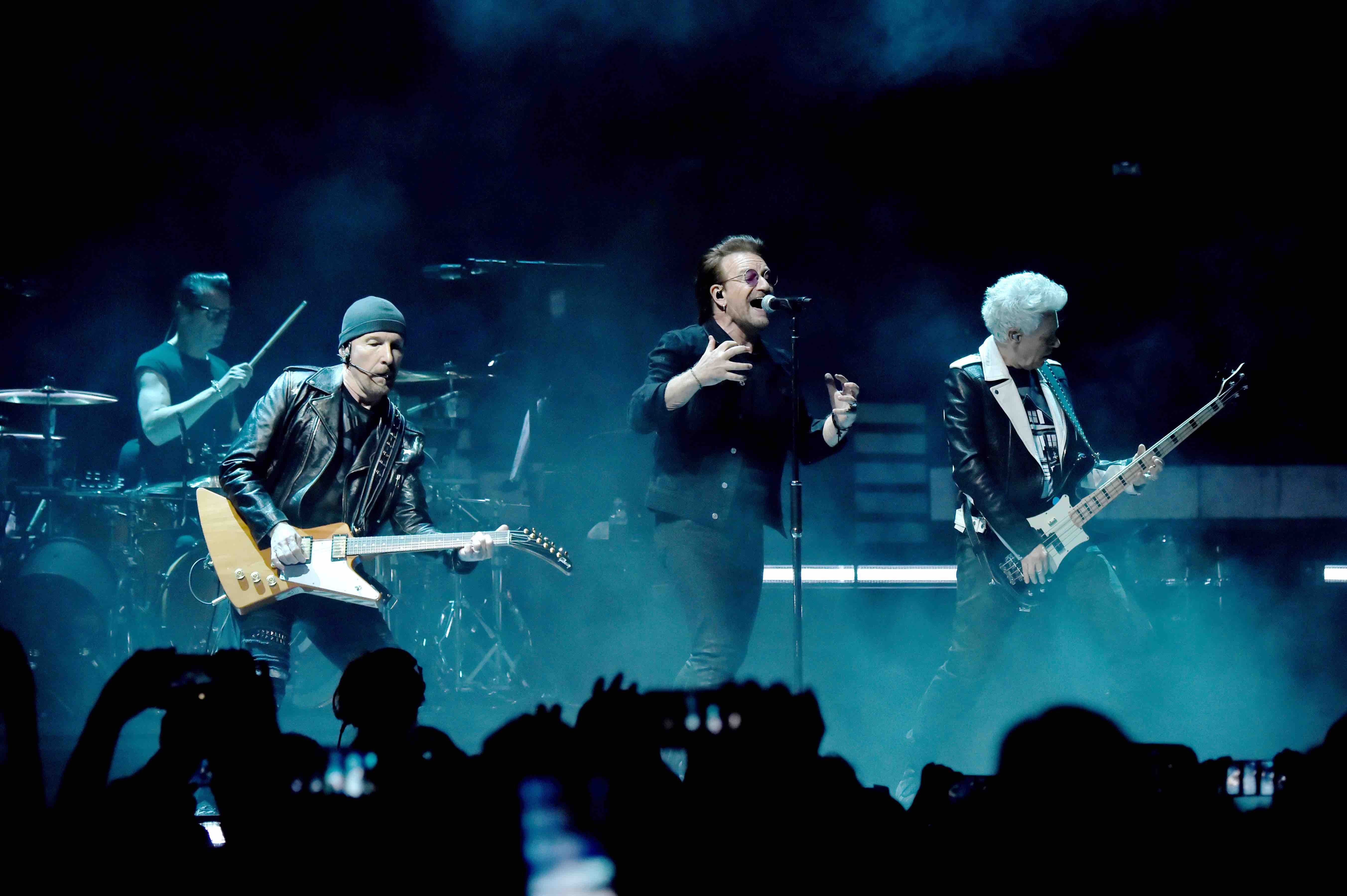 U2 Live In Hamburg 2018 Fotos Setlist Videos